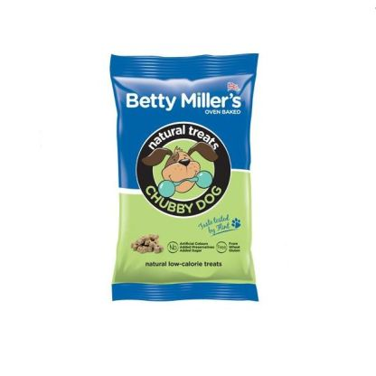 Betty Miller Chubby Dog 100g Biscuit Treats