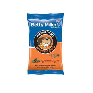 Betty Miller Whiffy Dog 100g Biscuit Treats