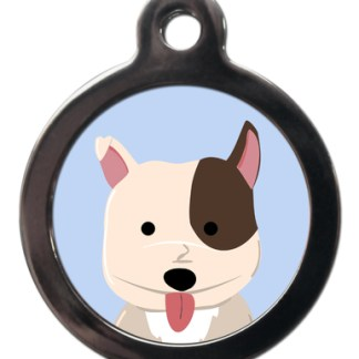 Staffie BR13 Dog Breed ID Tag