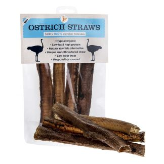 604565018335 JR Pet Products Pure Healthy Ostrich Straws