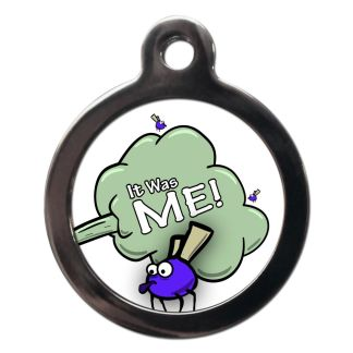 It Was Me CO90 Comic Dog ID Tag