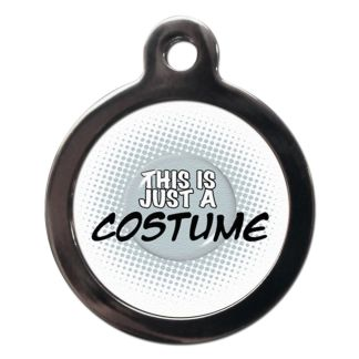 Just a Costume CO69 Comic Dog ID Tag