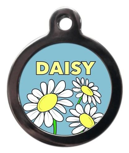 Daisy NA46 Nature Dog ID Tag