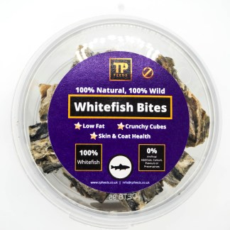 TP Feeds Whitefish Bites 30g