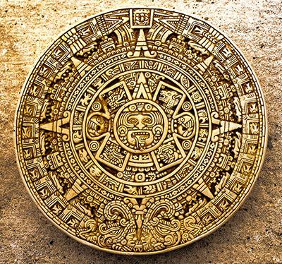 Fotos del calendario maya original 89
