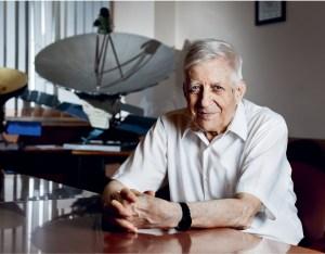 El astrofísico ruso Nikolai Kardashev