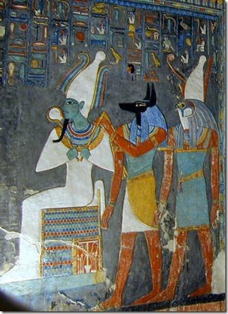 La tombe de Horemheb (KV.57)