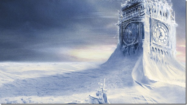 London Under Ice