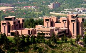 Sede del National Center for Atmospheric Research en Boulder, Colorado
