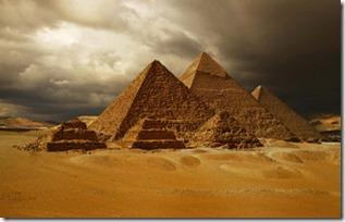 Piramides de Gizeh