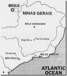 varginha map