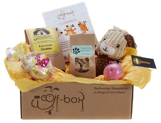 woof-box easter gift box