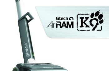 A Dog Owner's Review: The Gtech AirRam K9 1
