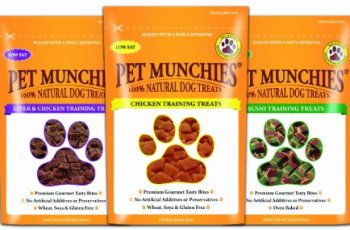 Would Your Dog Like To Win Some Treats from Pet Munchies? 1