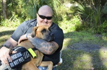 Pet Food Partnership Will Help Veterans With PTSD 10