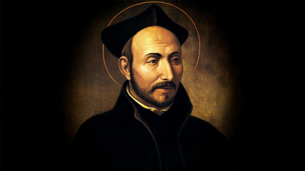 Esame di coscienza alla scuola di S. Ignazio di Loyola