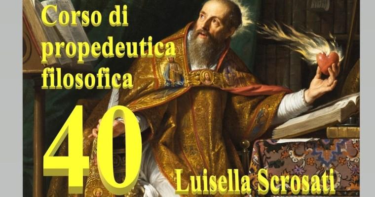 Gnoseologia 10 – Gli universali (2)