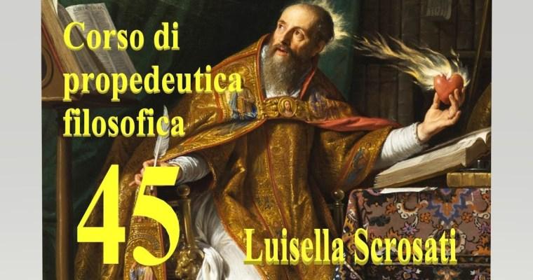 Gnoseologia 15 – Universale e particolare