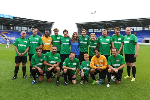 Cat City PDSA football match