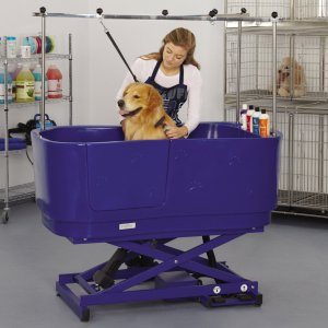 best grooming tub for dogs