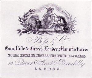 Boss trade label