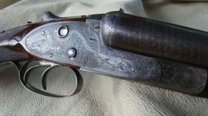 W. & C. Scott Premier Shotgun
