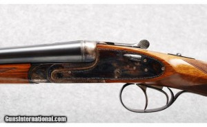 Arrizabalaga 28 gauge double barrel shotgun