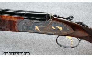 16 gauge FAIR Model 600 Over & Under Shotgun