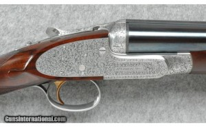 Ugly Purdey Shotgun