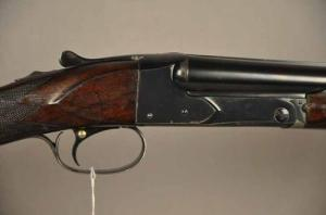 Winchester Model 21 Tournament Skeet grade double barrel shotgun