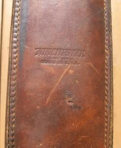 Winchester Leather Gun Case