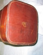 Abercrombie & Fitch Leather Shotgun Case
