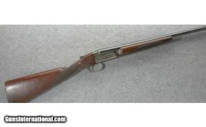 20 gauge Ithaca NID double barrel shotgun