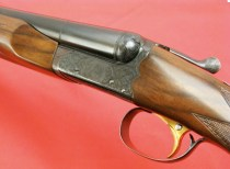 Ithaca / SKB 12 gauge double barrel shotgun