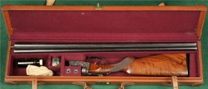 20 gauge Francotte 14 E Double Barrel Shotgun