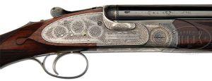20 gauge James Woodward & Sons Over/Under Double Barrel Shotgun