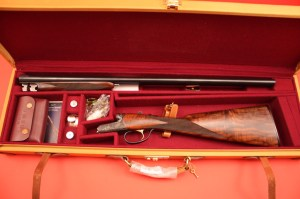 20 gauge Connecticut Shotgun Manufacturing RBL side-by-side shotgun