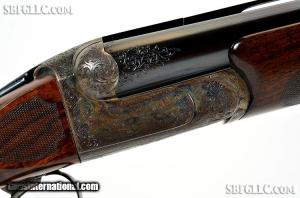 12 gauge Westley Richards Deluxe Droplock Side-by-Side Shotgun