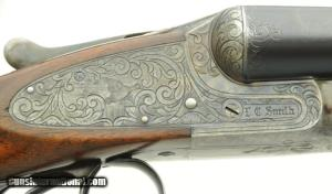 12 gauge L.C. Smith Specialty grade, Featherweight, side by side