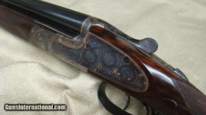 20g Woodward Over & Under double barrel shotgun