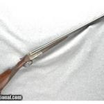 28 gauge Belgian Double Barrel Shotgun