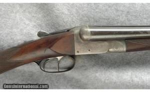 28 gauge Belgian Double Barrel Shotgun