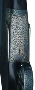 20 gauge Mainwaring side-by-side shotgun