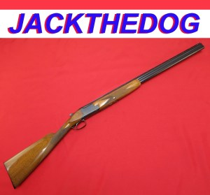 20g Browning Superposed, Superlight Double Barrel Shotgun