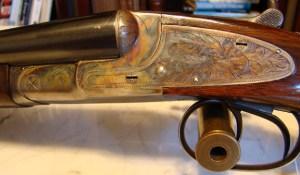 16 gauge L.C. Smith Ideal Grade Double Barrel Shotgun