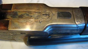 16 gauge L.C. Smith Ideal Grade Double Barrel Shotgun