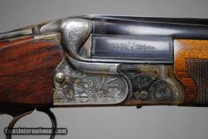 28 Gauge pre-war Diamond Grade Adamy O/U Double Barrel Shotgun