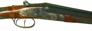 28 gauge Griffin & Howe Round Body Game Gun