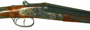 28 gauge Griffin & Howe Round Body Game Gun