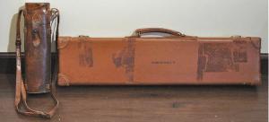 On Ebay Now A Vintage Abercrombie Amp Fitch Shotgun Case